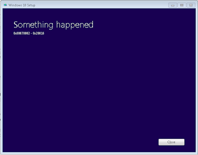 Cara Mengatasi Error 0x80070002 – 0x20016