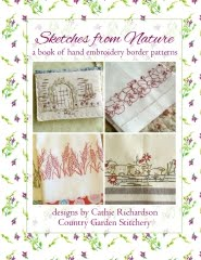 Sketches From Nature Border Patterns