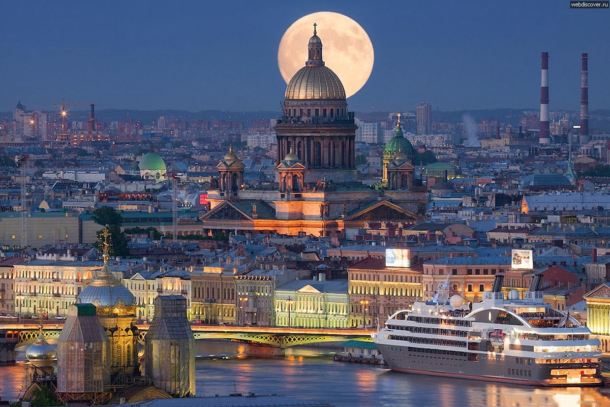 russian saint-petersburg