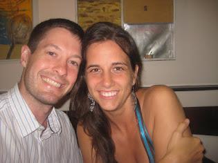 Sarah and Sean
