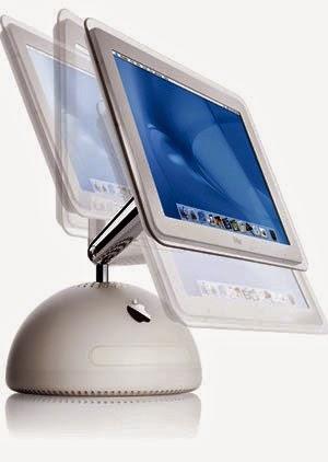 возможности ножки моноблока iMac G4