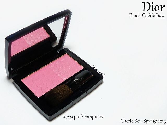 Fashion Polish: Dior Chérie Bow Spring 2013 Review