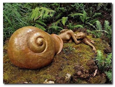 Las esculturas mágicas de Bruno Torfs - Marysville Australia - Jardín de esculturas15