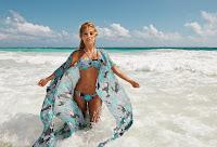 Sylvie van der Vaart   Swimwear Photoshoot 2013