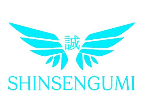 SHINSENGUMI SYMBOL LOGO
