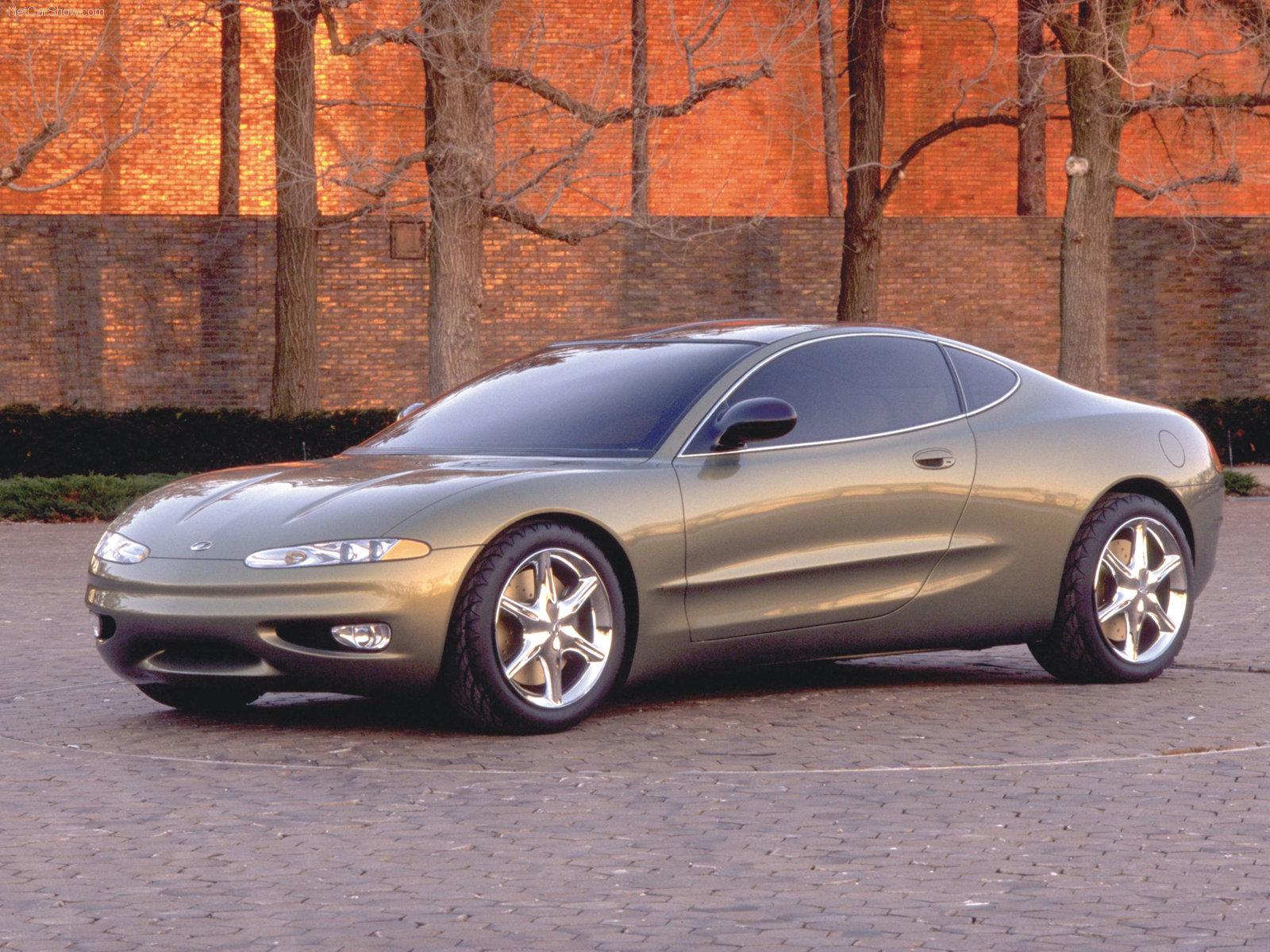 Hình ảnh xe ô tô Oldsmobile Alero Concept 1997 & nội ngoại thất