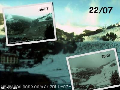 Fotos de Bariloche sem neve