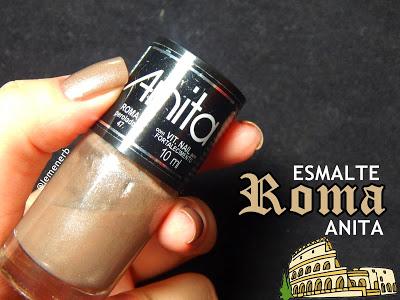 esmalte roma anita