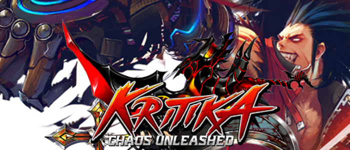 Kritika: Chaos Unleashed Apk Mod (vida y ataque ilimitado)