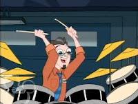 Swampy, integrante da banda Love Händel, do desenho animado Phineas e Ferb