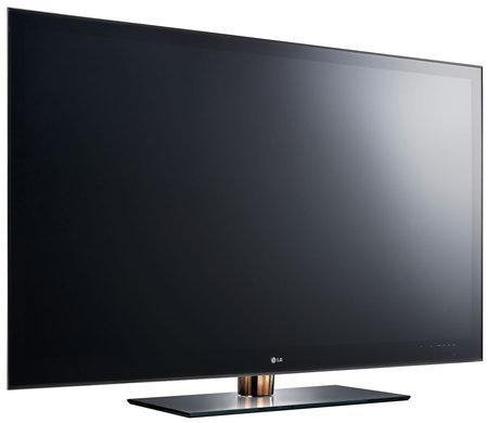 ltimos modelos y tendencias la televisi n 3d m s grande y moderna del momento. Black Bedroom Furniture Sets. Home Design Ideas