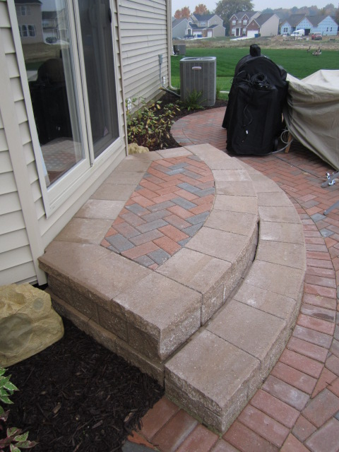 outdoor gt patios paths pavers steps gt patios paths pavers steps ... - Patio Steps Design