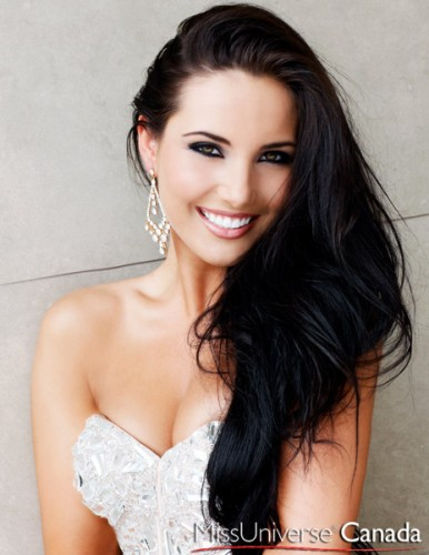Miss Universe Canada 2011 Chelsae Durocher