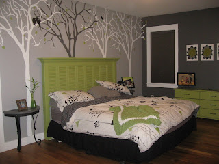 Tree Wall Murals For Teenage Bedroom