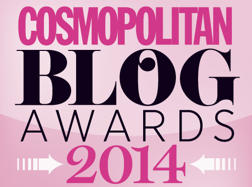 Cosmo Blog Awards - 16 DAYS LEFT! I NEED YOUR VOTE! ♡
