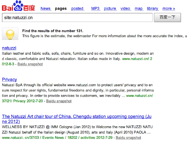 Traducir web al chino para Baidu