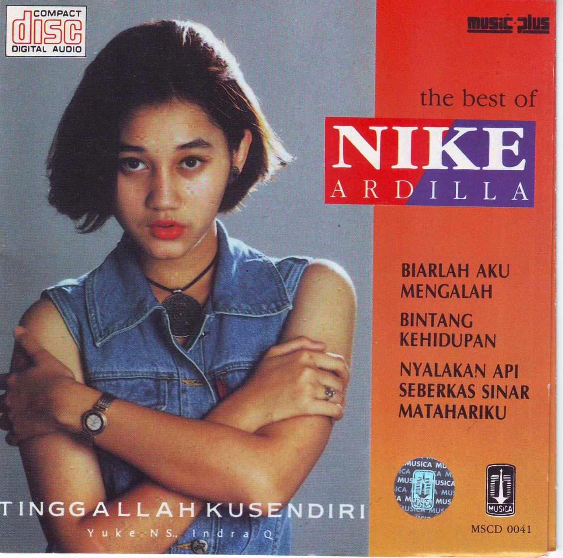 Chord Lagu Nike Ardila Tak Bersuara: Garuda Music: Nike Ardilla