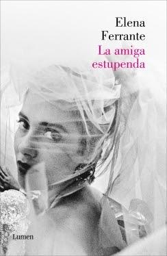 Tetralogía de Elena Ferrante, Saga napolitana