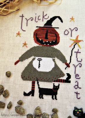 With Thy Needle & Thread-Tricks & Treats