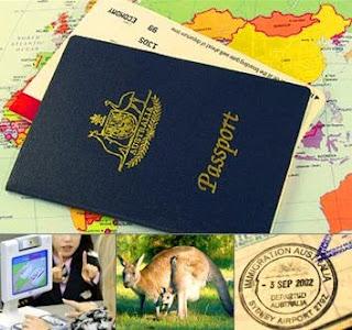 Requirement for Australian Visas
