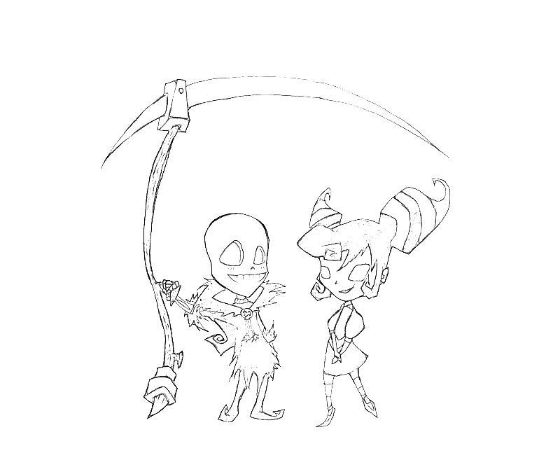 printable-death-jr-death-jr-cute-coloring-pages