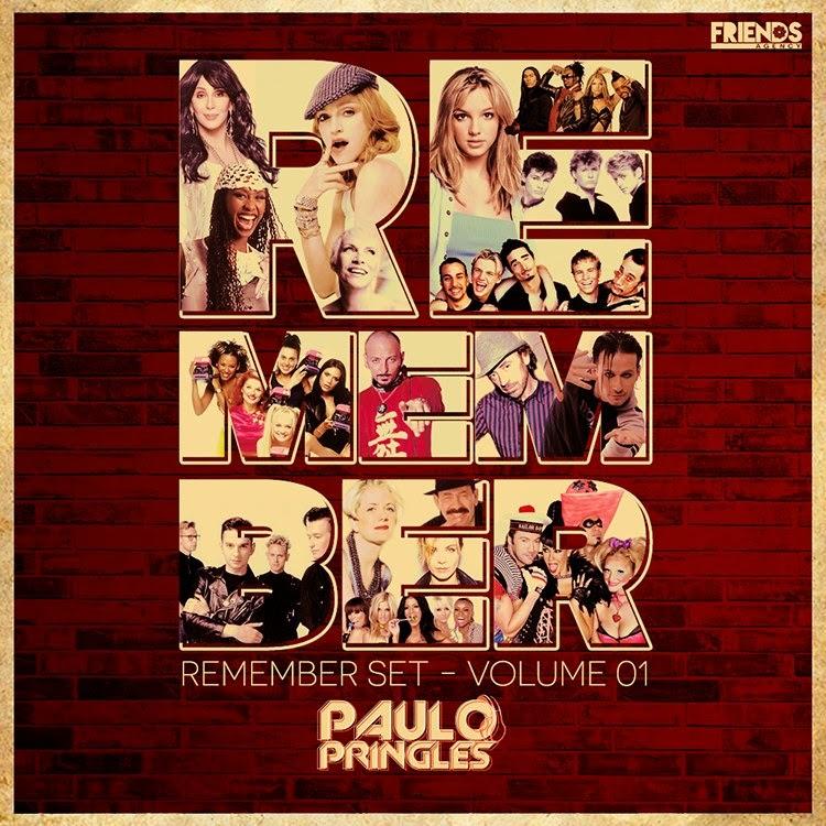 DJ Paulo Pringles - REMEMBER I (REMEMBER Volume 1)
