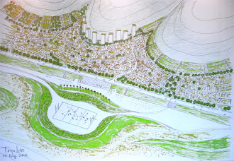 Plan Reconstrucción 2 Kamaishi. Toyo Ito
