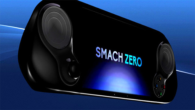Steam Smach Zero