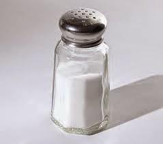Trucos caseros con sal