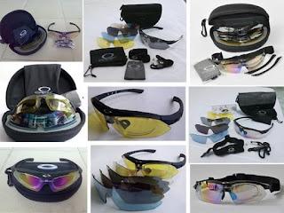 Kaca Mata Bersepeda Oakley