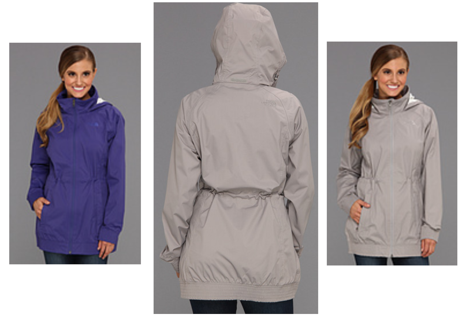 Long Rain Jacket Women'S PWCAJM