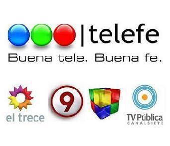 canales de television Argentina