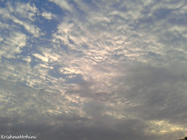 Image: Morning Cloudy Sky