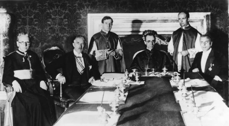 Przedpokoj do Holokaustu: Konkordat Piusa XI z III Rzesza