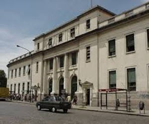 Biblioteca de la Universidad Nacional de La Plata