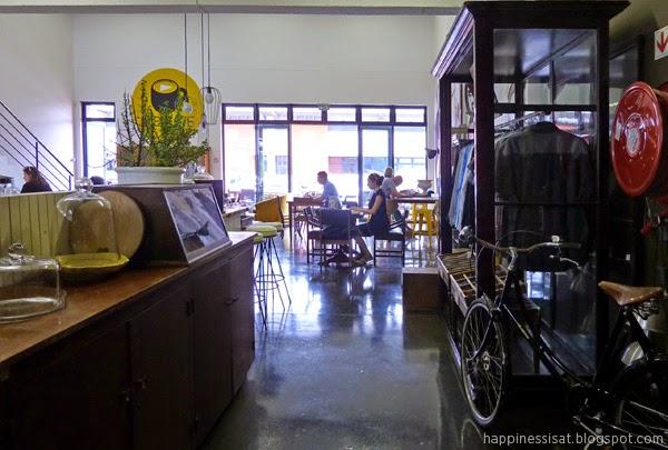 Happiness is... Verve Café, Umhlanga, Durban
