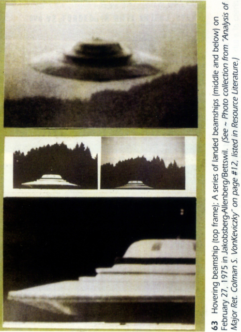 Image result for billy meier beamship