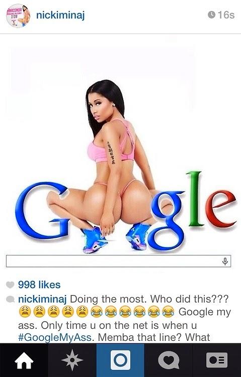 Nicki+Minaj+instagram