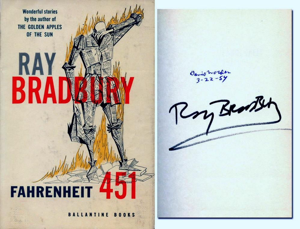ray bradbury writing style