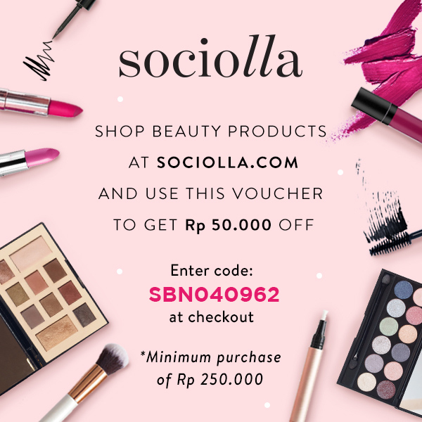 Shop at Sociolla Here