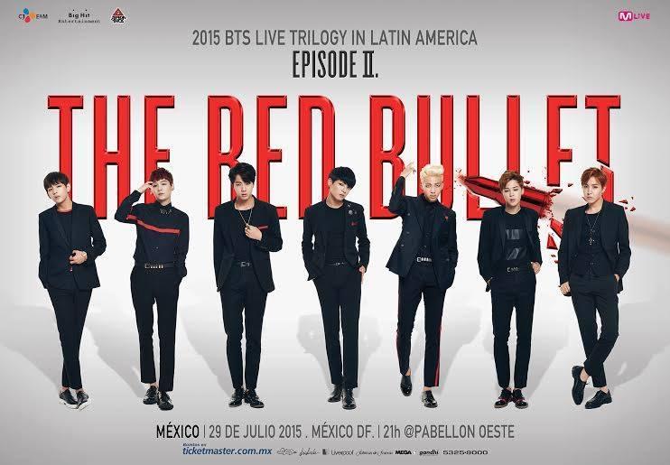 BTS nuevamente en Mexico