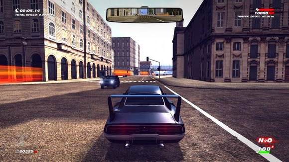 Fast and Furious: Showdown PC Game Screenshot 01