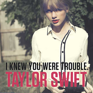 Taylor Swift - I Knew You Were Trouble cover lyrics