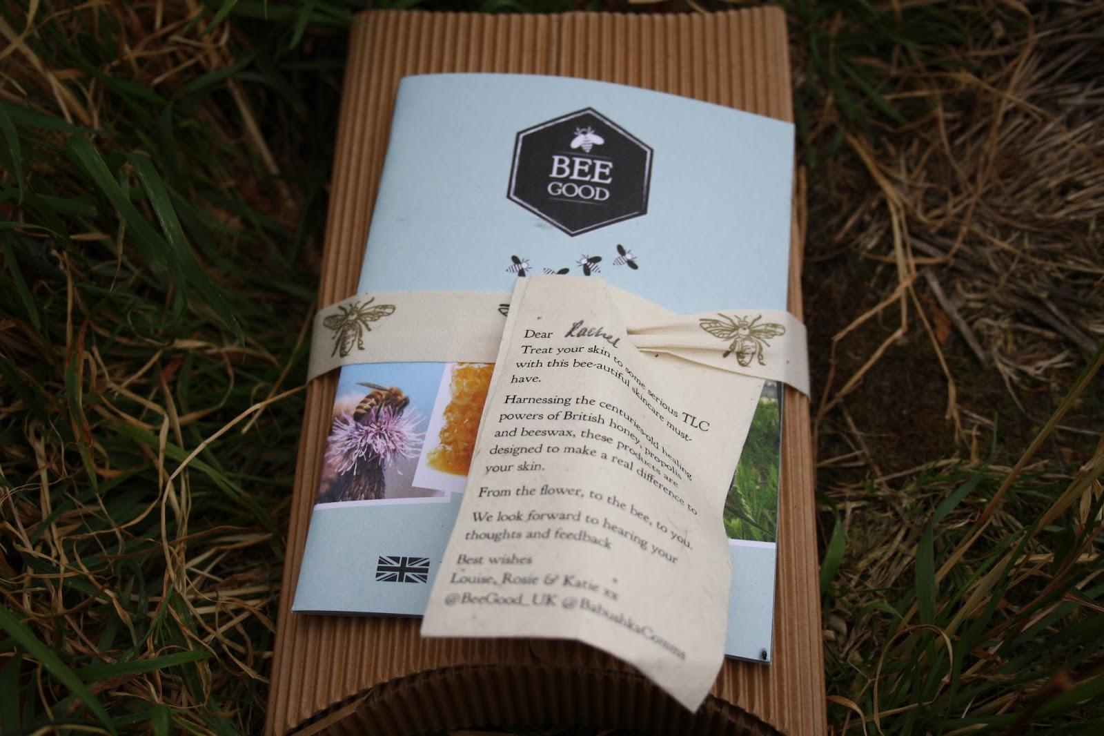 Bee Good Honey & Wild Water Mint 3-in-1 Cleansing Water 100ml