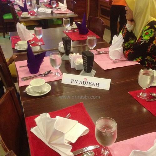 Bufet Ramadan di Hotel Primula Park Royal Kuala Terengganu