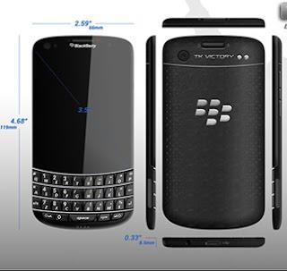 spesifikasi dan fiotur BlackBerry TK-Victory, ponsel generasi baru blackberry, gambar dan fotoBlackBerry TK-Victory terbaru