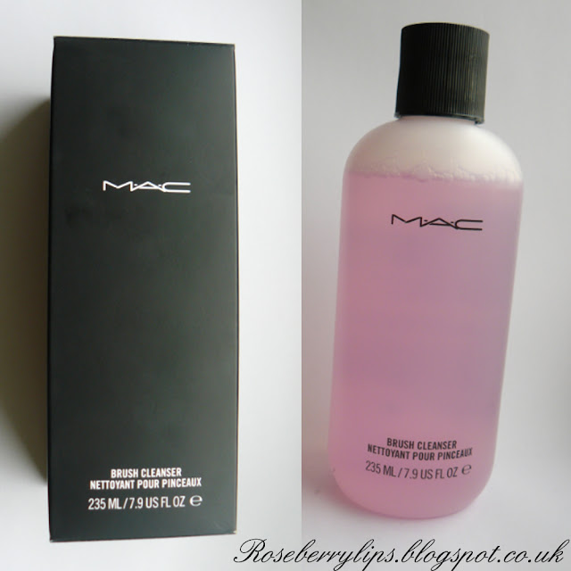MAC Brush Cleaner