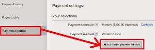 gambar cara setting pembayaran adsense