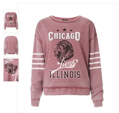 Topshop Chicago Lions sweater webshop Topshop online new collection