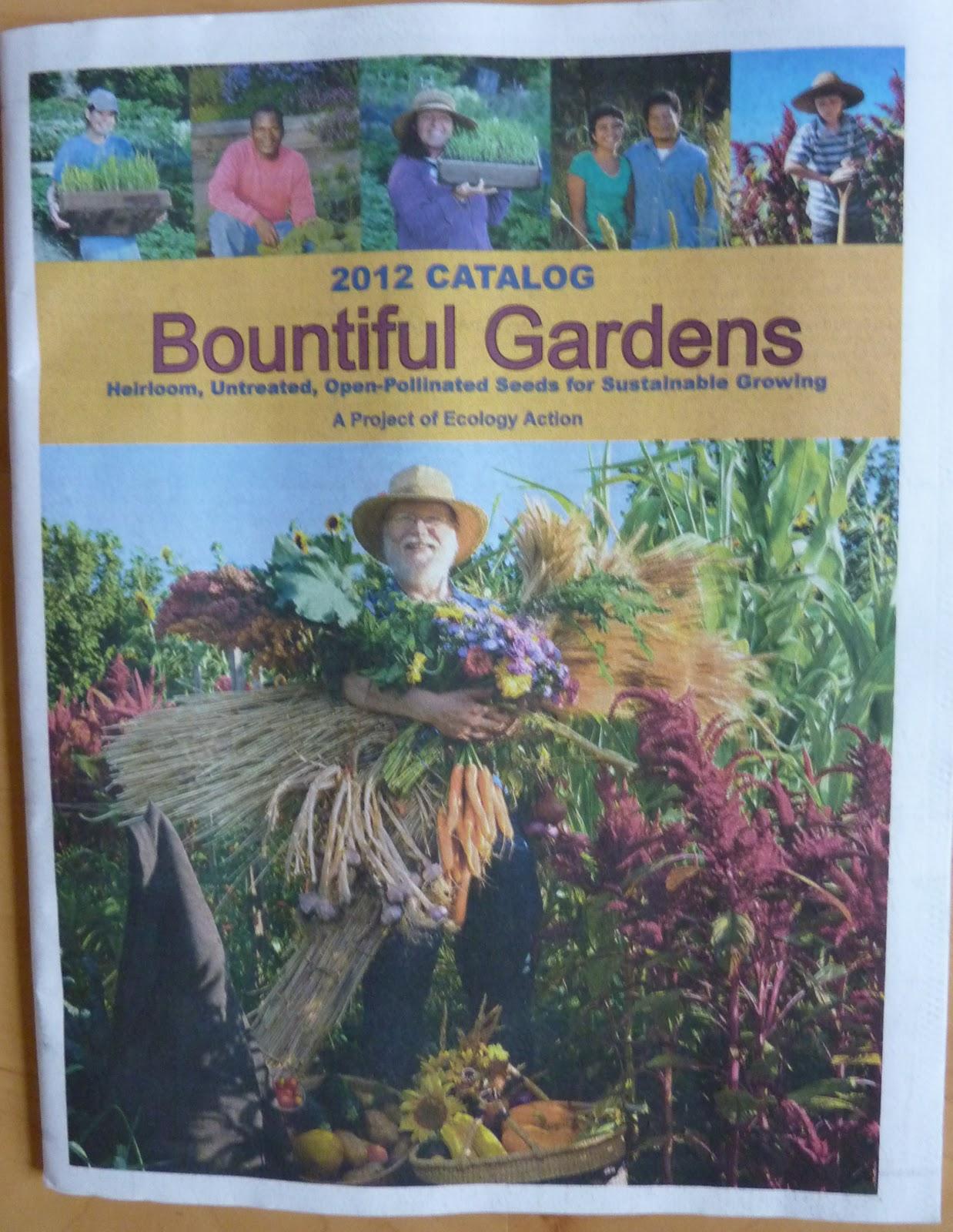 Grow It Eat It Seed Catalog Bountiful Gardens